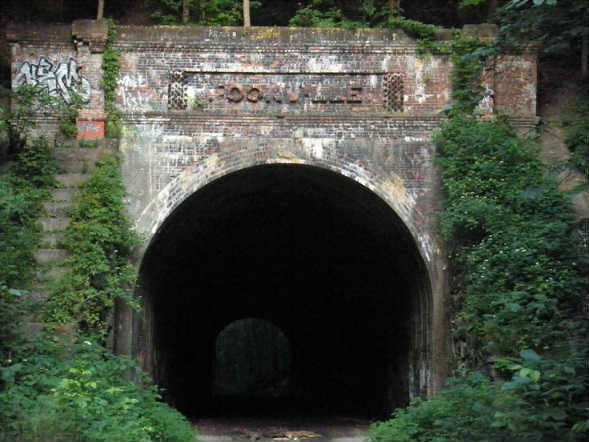 Dark Outpost: Illuminati Victim on the Tunnel Children