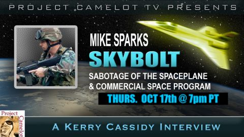 Former Paratrooper Reveals Secret Space Disclosure: ETs or Demons? Sabotage of Commercial Space Program & Skybolt