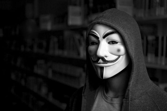 Анонимус картинки девушек
