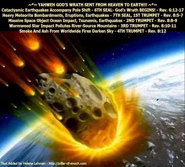 Military Insider Shares His Knowledge of Coming Asteroid Disaster Via Israeli Live News