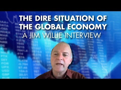 Jim Willie Warns U.S. Financial Crisis! Prepare the Reset Has Begun! Global Reset for Gold, Silver!