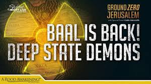 Demons in the Deep State - Baal is Back! Pastor Speaks Out (Video)