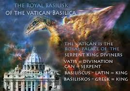 Vatican Secrets Of The Basilisk Serpent That Are Unthinkable (Video)