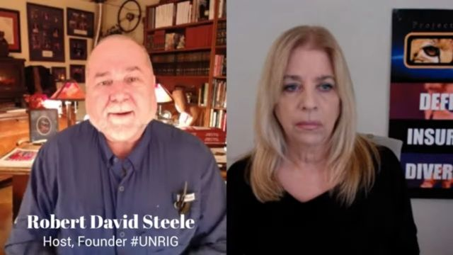 Robert David Steele & Project Camelot: Secret Space Program, 5G, JFK Jr., Quantum Financial Reset, California Fires, ET Battles