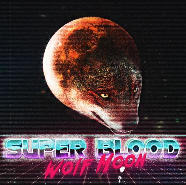 Super Wolf Blood Moon Eclipse of 2019