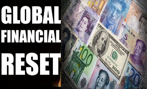 Q Anon: World Economic Collapse - Global Currency Reset Update for