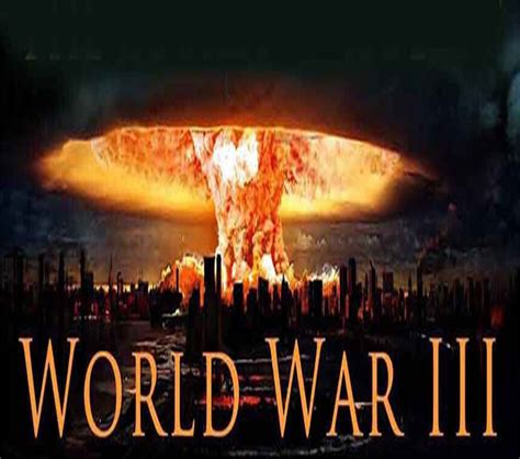 World on the Brink of World War 3   Prophecy