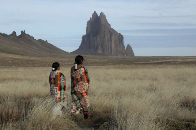 What Navajo Rangers Saw on Patrol Is Way Too Strange for Words (Video)