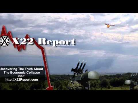 X22Report: Fed Will Be Blamed, Arrests Will Be Made, Timing Is Everything: Bill Holter (Video)
