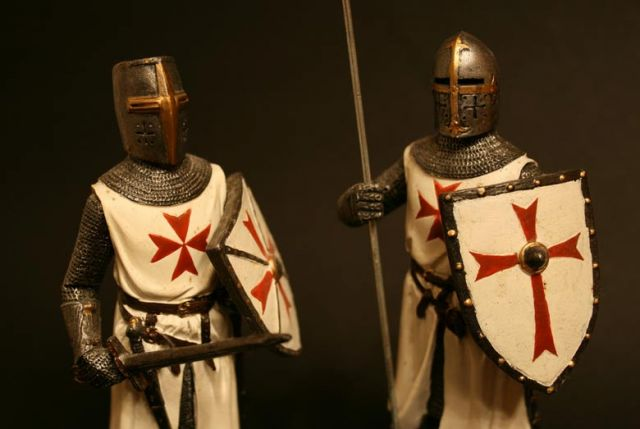 What the Knights Templar Found Under Solomon's Temple is Truly Bizarre (Video)