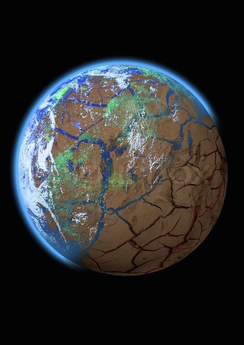 Planet Earth: Facts About Its Orbit, Atmosphere & Size