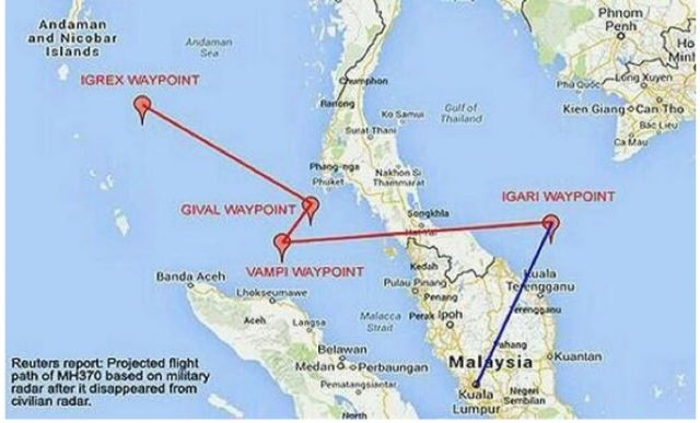 Image result for images of mh370