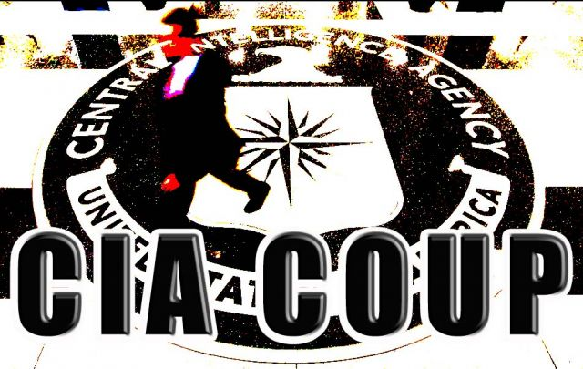 CIA Coup: Impeachment Witnesses, Congressional Officials & Staffers Likely All CIA Assets