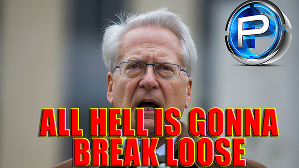 "Larry Klayman Warns: ""If This President Goes Down, All Hell's Gonna Break Loose"""
