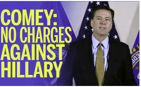 Bombshell: Comey Had Hillary's Backup Email Device The Whole Time! (Video)