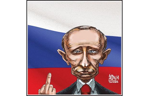 Αποτέλεσμα εικόνας για us propaganda for putin