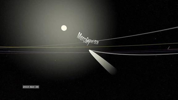 Comet ISON  Wikipedia