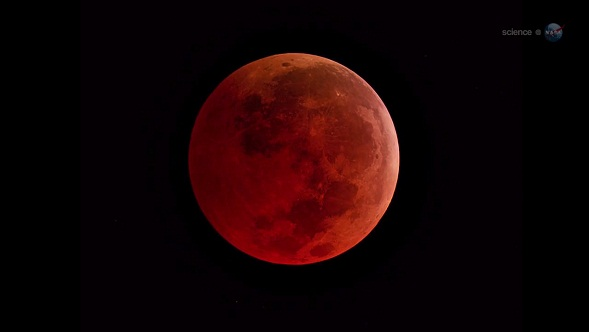 nasa blood moon calendar - photo #3