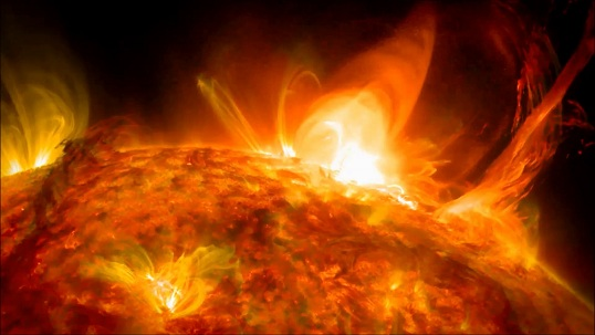 solar flares today nasa warning - photo #16