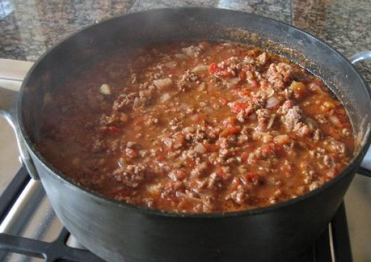 ... For Chili Than This One. It Is Truly The Best Chili In The World