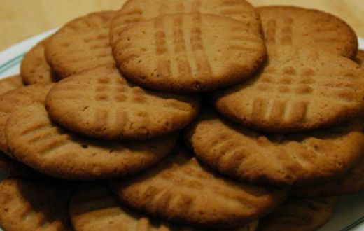 Best Peanut Butter Cookies Ever Recipes — Dishmaps