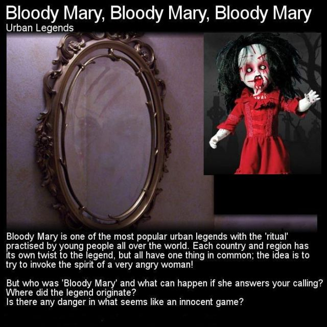 Bloody Mary, The Urban Legend That Will Not Die, Videos | Paranormal