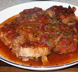 Italian recipes pork