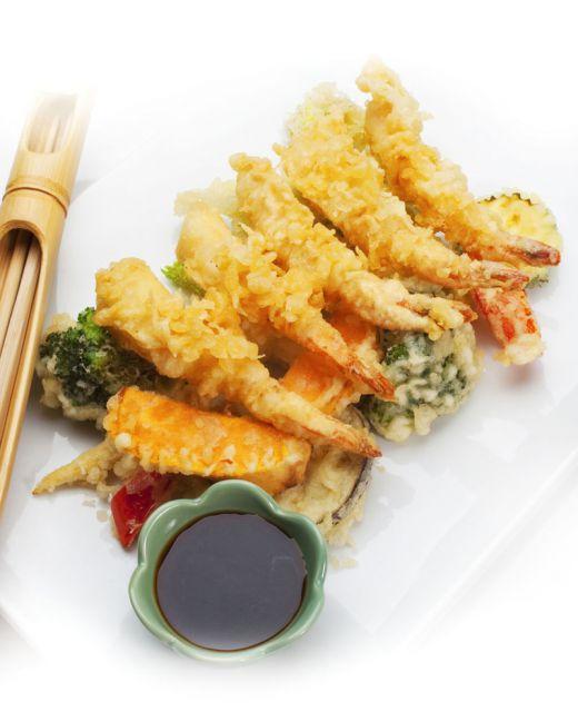 Tempura Shrimp Is So Delicious, Drop Into Delicious.