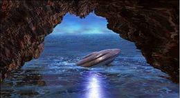 Under Water UFO