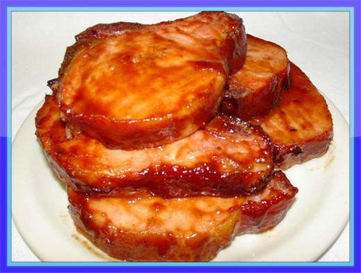 Butterflied pork loin chops recipes