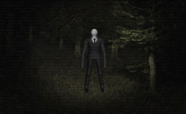 Slender Man Stabbing Drawings Slender Man Victim Payton