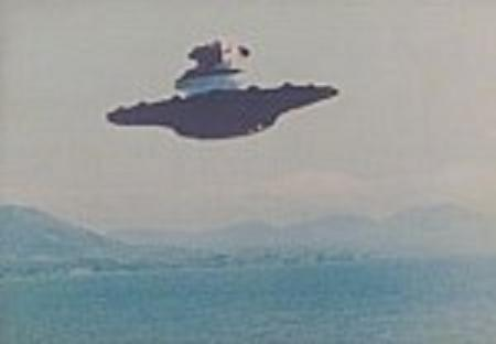 UFO Cover-up in NY Times: Former CIA Director 'Soberly Concerned' About UFOs  UFO%20300%25