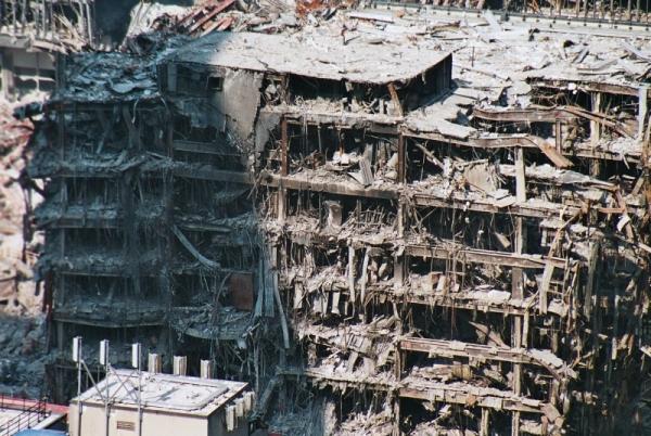 043 21 600x402 - Salen a la luz unas exclusivas fotografias del 11 de Septiembre