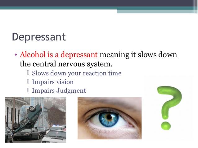 depressants alcohol - photo #22