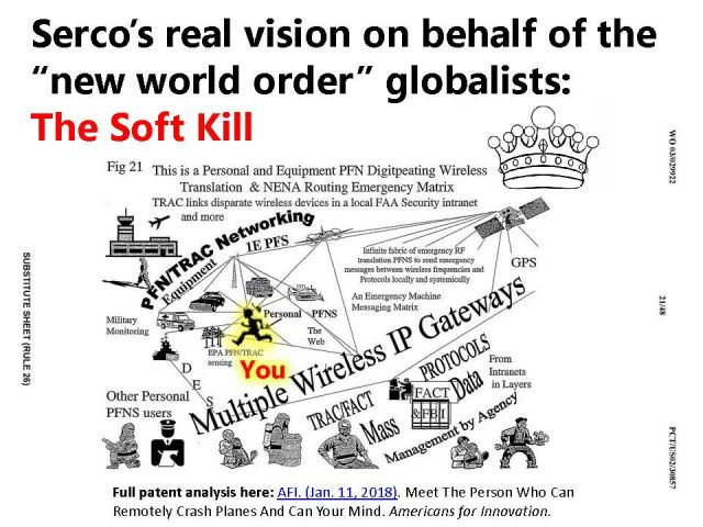 "PART 2 - CONTINUED: America Warned Is Unprepared For Q & Trump's Cataclysmic Destruction Of ""Deep State"" 2018-05-15-Serco-Overview-Americans-for-Innovation-May-15-2018_Page_4"