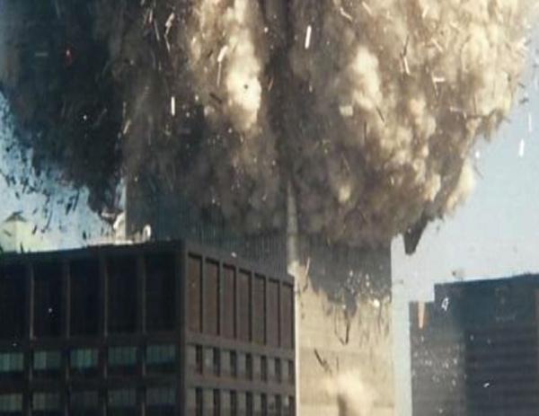 2ndStageCollapseExplosionPrematureRevealedZoom2 600x463 - Salen a la luz unas exclusivas fotografias del 11 de Septiembre