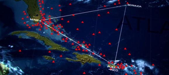 Explain about bermuda triangle incident plz.. :)?