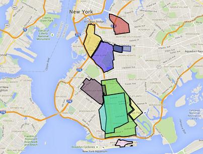Необъяснимые явления Brooklyn4