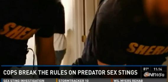 Dating site predators