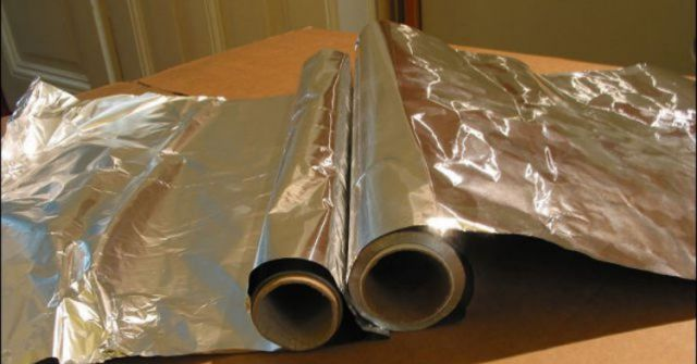 Using Aluminum Foil May Have Deadly Consequences, Doctors Warn (Video)