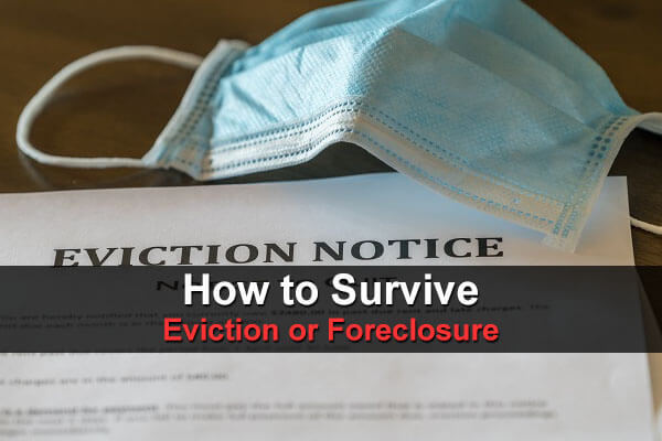 How to Survive Eviction or Foreclosure (Video)