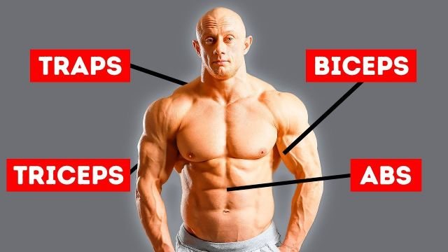 Only These 3 Exercises Hit Every Muscle in Your Body (Video)