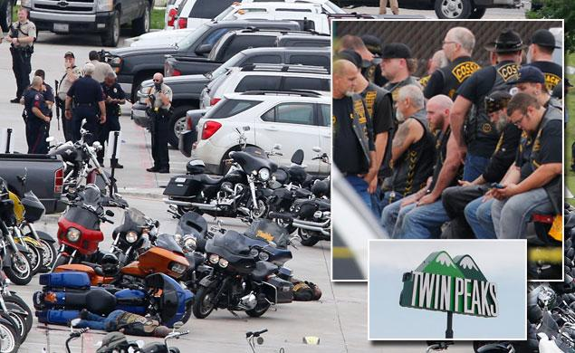 Bikers Waco Texas Are the dead really even