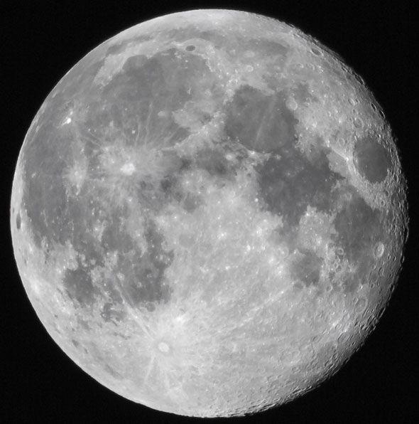 NASA astronaut who walked on Moon says UFO crashed in ...