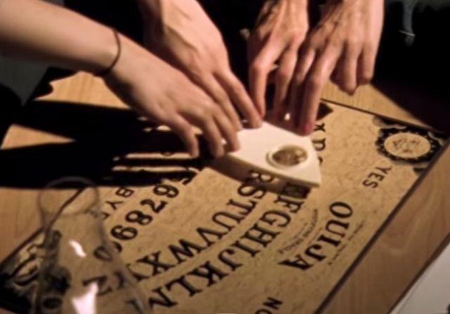 WARNING  DO NOT PLAY THE OUIJA BOARD UNDER ANY CIRCUMSTANCES Zozo Demon Ouija Board