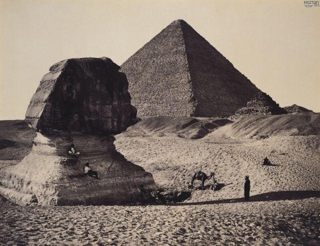 Giza 19 ° secolo