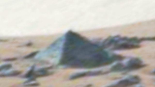 Mars Piramide