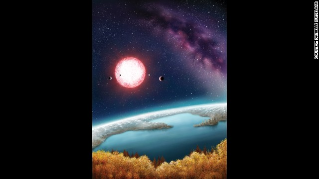 New Earth Discovered, Habitable Planet Kepler 186F Could ...