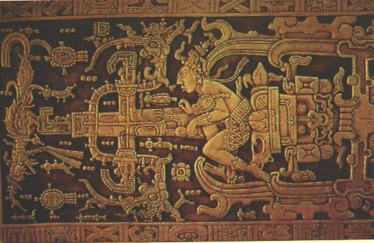mayan astronaut - photo #3