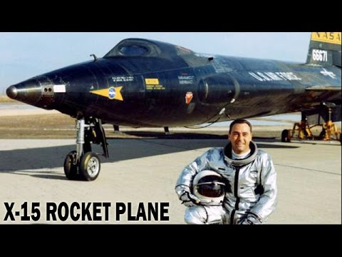 X 15 Rocket Plane Encounters on the Edge of Space, X-15 Rocket Plane UFO Incidents ...